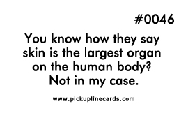 Dirty Pick Up Lines | Pick Up Line Cards