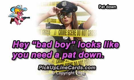 pat-down
